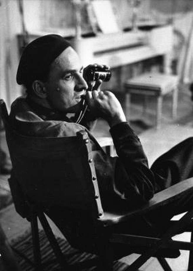 Swedish film director Ingmar Bergman died Sunday. He was 89 years old. Photo: Associated Press