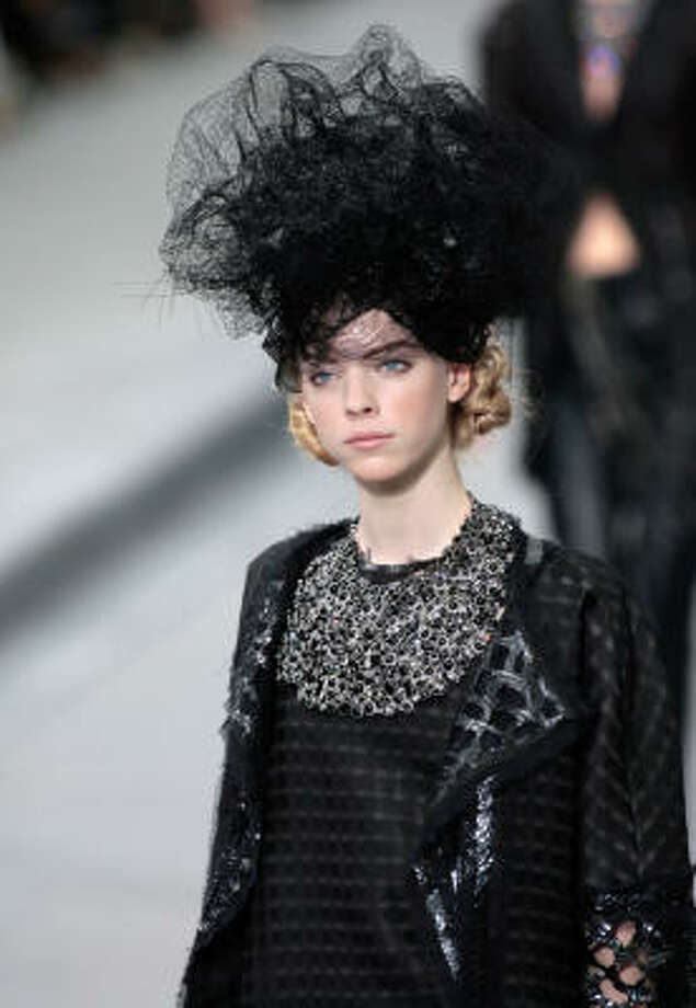 Chanel Photo: FRANCOIS GUILLOT, AFP/Getty Images
