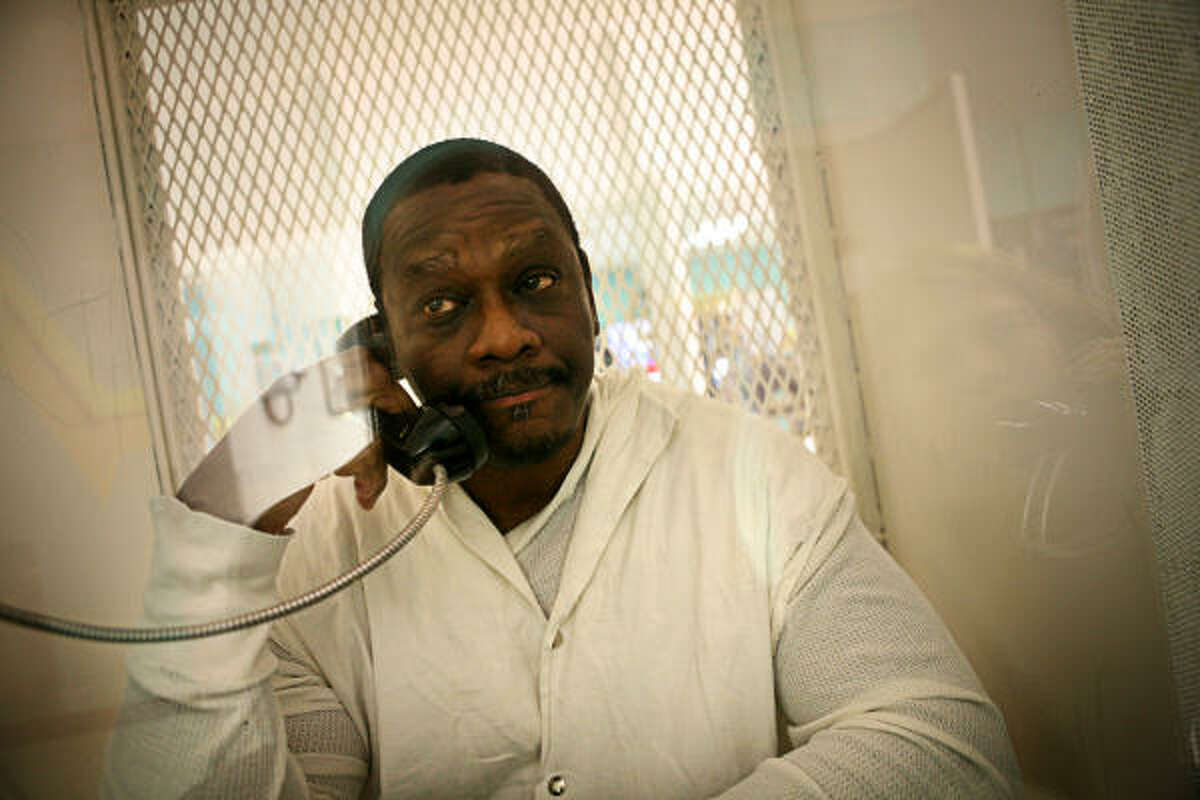 Death row inmate James Lewis Jackson, 47, who was convicted for the murder of his wife and two step-daughters, was executed on Wednesday.
