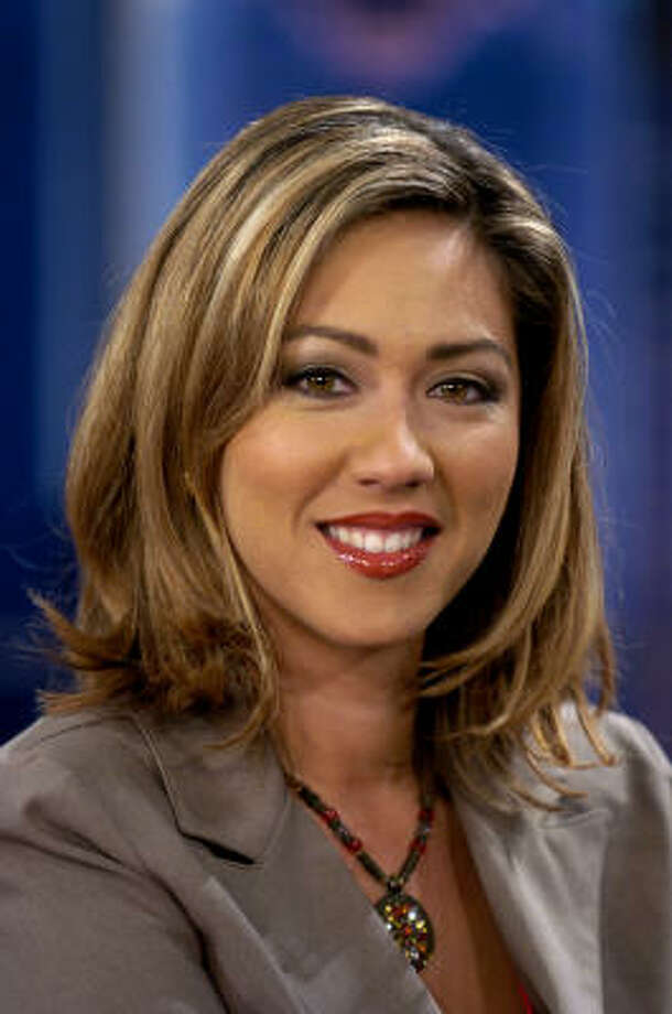 Jan Jeffcoat was the morning anchor at Fox 26 KRIV from 2004 to 2007. After leaving, she moved to Chicago's WFLD-TV, hosted a talk show in Phoenix, Ariz., and is now in Washington D.C. as a news anchor for WUSA 9. Photo: BRETT COOMER, HOUSTON CHRONICLE