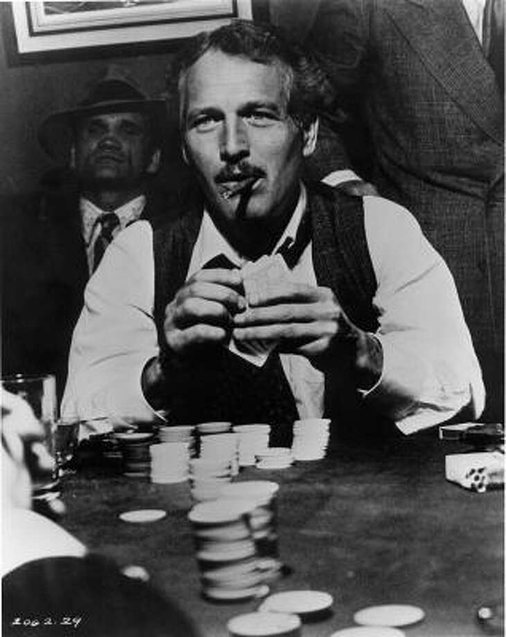Paul Newman in a scene from The Sting. Photo: Courtesy Photo