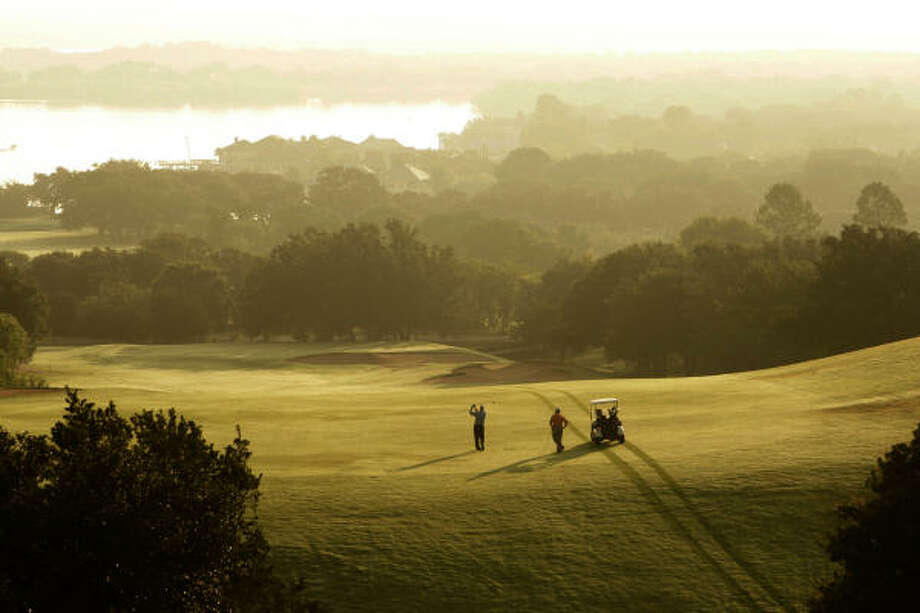 Horseshoe Bay has three 18-hole courses designed by well-known architect Robert Trent Jones Sr. Photo: Horseshoe Bay Resort