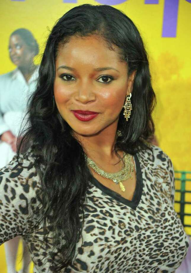"Actress Tamala Jones attends the premiere of DreamWorks Pictures' ""The Help"" held at The Academy of MotiPicture Arts and Sciences, Samuel Goldwyn Theater in Beverly Hills, California. Photo: Alberto E. Rodriguez, Getty Images / 2011 Getty Images"