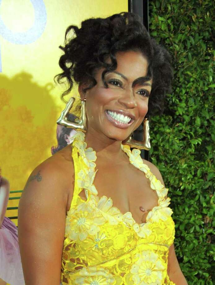 "Actress Aunjanue Ellis attends the premiere of DreamWorks Pictures' ""The Help"" held at The Academy of MotiPicture Arts and Sciences, Samuel Goldwyn Theater in Beverly Hills, California. Photo: Alberto E. Rodriguez, Getty Images / 2011 Getty Images"