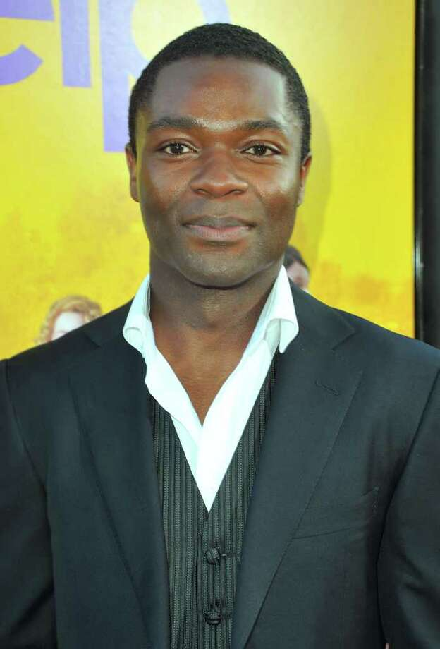"Actor David Oyelowo attends the premiere of DreamWorks Pictures' ""The Help"" held at The Academy of MotiPicture Arts and Sciences, Samuel Goldwyn Theater in Beverly Hills, California. Photo: Alberto E. Rodriguez, Getty Images / 2011 Getty Images"