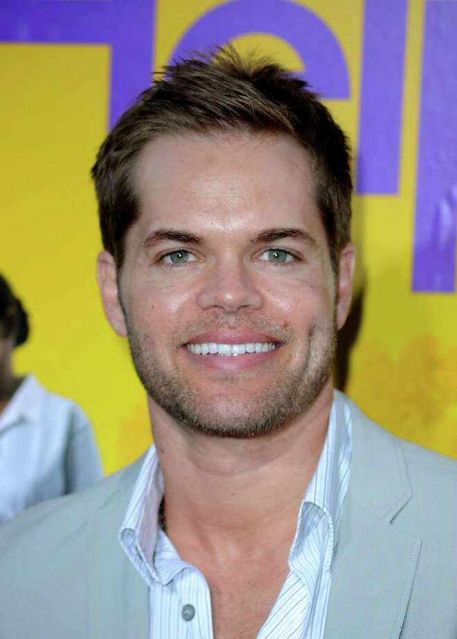 Actor Wes Chatham attends the premiere Of DreamWorks Pictures' 'The Help' held at The Academy of MotiPicture Arts and Sciences, Samuel Goldwyn Theater in Beverly Hills, California. Photo: Frazer Harrison, Getty Images / 2011 Getty Images
