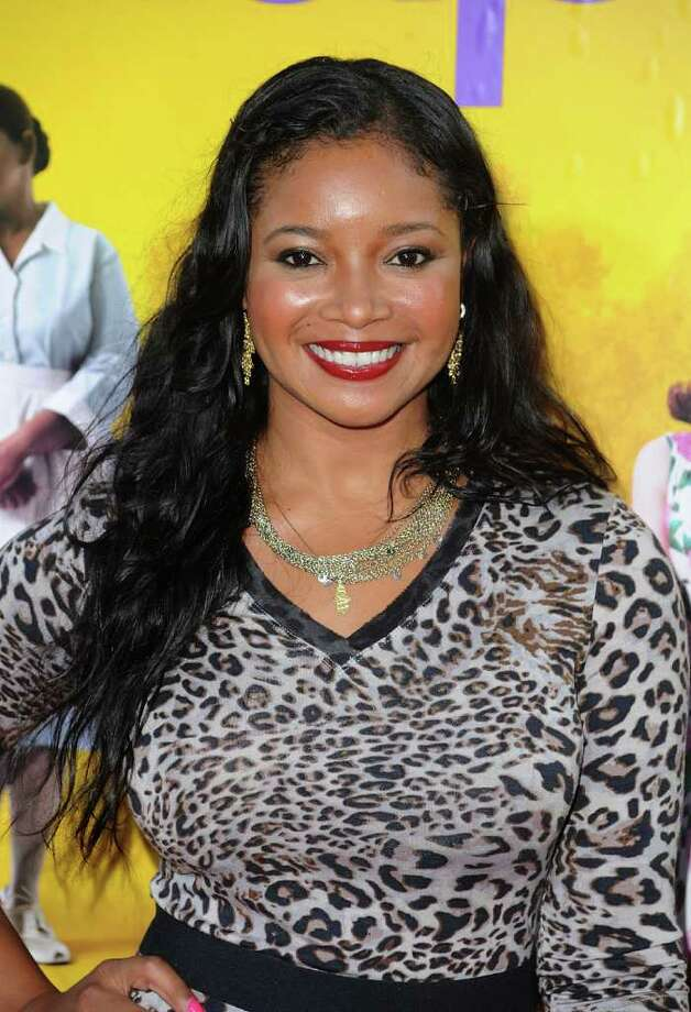Actress Tamala Jones attends the premiere Of DreamWorks Pictures' 'The Help' held at The Academy of MotiPicture Arts and Sciences, Samuel Goldwyn Theater in Beverly Hills, California. Photo: Frazer Harrison, Getty Images / 2011 Getty Images
