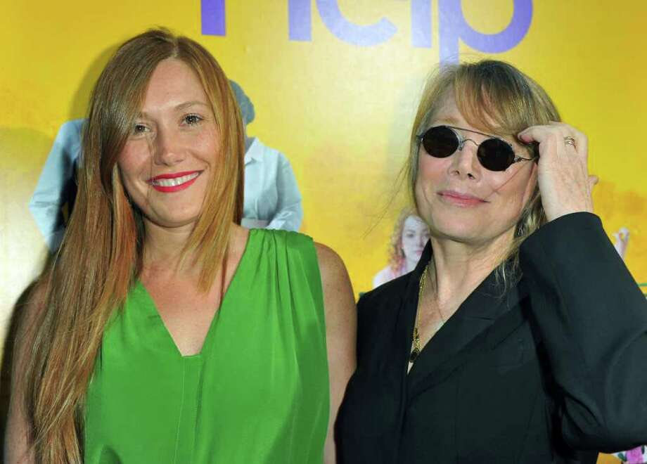 "Singer Schuyler Fisk (L) and actress Sissy Spacek attend the premiere of DreamWorks Pictures' ""The Help"" held at The Academy of MotiPicture Arts and Sciences Samuel Goldwyn Theater in Beverly Hills, California. Photo: Alberto E. Rodriguez, Getty Images / 2011 Getty Images"