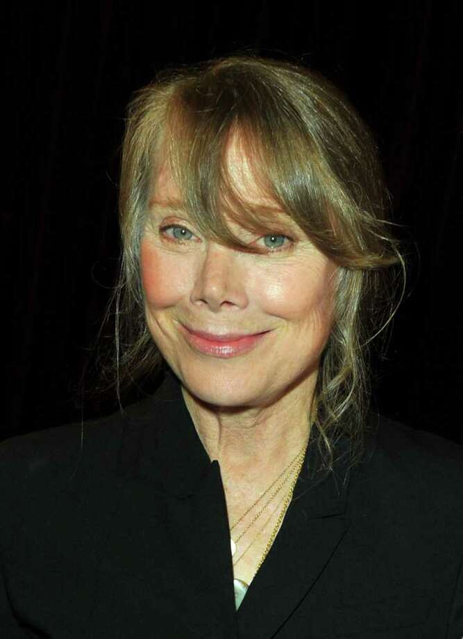 """Actress Sissy Spacek attends the premiere of DreamWorks Pictures' """"The Help"""" held at The Academy of MotiPicture Arts and Sciences, Samuel Goldwyn Theater in Beverly Hills, California. Photo: Alberto E. Rodriguez, Getty Images / 2011 Getty Images"""