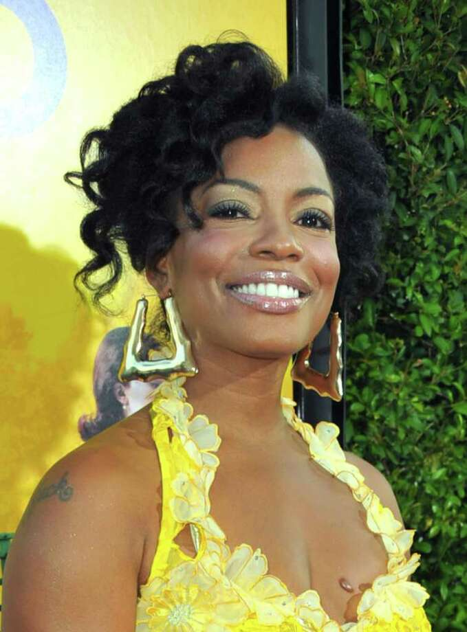 """Actress Aunjanue Ellis attends the premiere of DreamWorks Pictures' """"The Help"""" held at The Academy of MotiPicture Arts and Sciences, Samuel Goldwyn Theater in Beverly Hills, California. Photo: Alberto E. Rodriguez, Getty Images / 2011 Getty Images"""