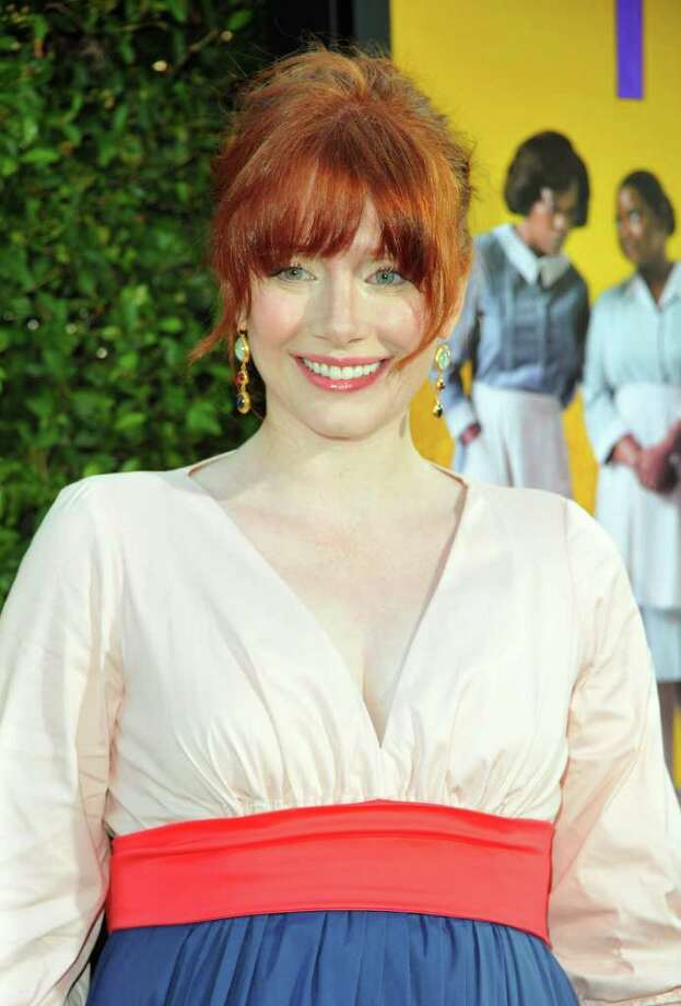 "Actress Bryce Dallas Howard attends the premiere of DreamWorks Pictures' ""The Help"" held at The Academy of MotiPicture Arts and Sciences, Samuel Goldwyn Theater in Beverly Hills, California. Photo: Alberto E. Rodriguez, Getty Images / 2011 Getty Images"