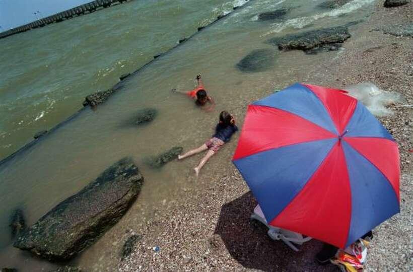 Sylvan beachthe water samples tested at sylvan beach in la for La porte tx water department