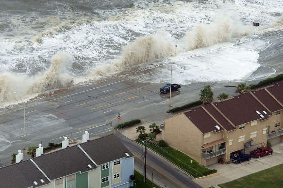 Ike's valuable lessons Its been 9 years since Hurricane Ike hit the Houston-Galveston area and caused damage that is still being studied today. Click through to see 15 lessons Hurricane Ike taught Houstonians and Galveston residents.