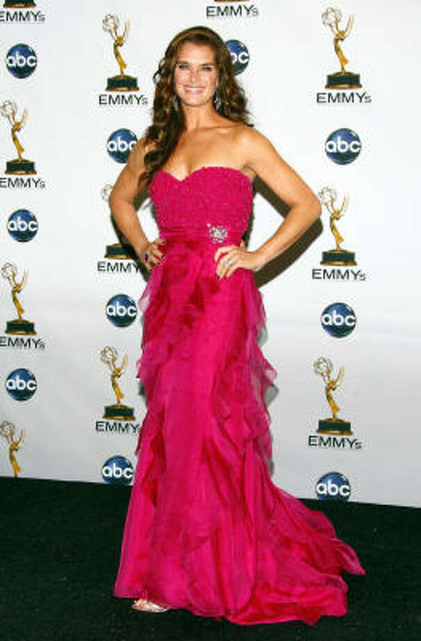 Brooke Shields - Postpartum Depression Photo: Frazer Harrison, Getty Images