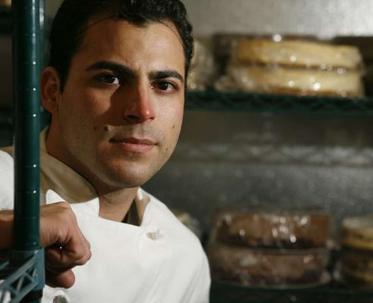 Jaime Acosta, a baker at Dessert Gallery, made a loan to the owner of a general store in Nuevo León, Mexico, through Kiva.org.