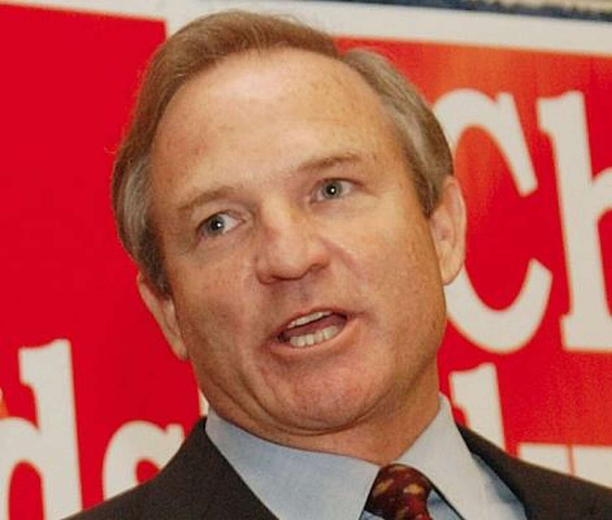 According to new rankings, Rep. Chet Edwards, at his victory party in November 2006, has the most political clout in the Texas delegation.