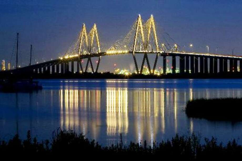 Take a drive on the Fred Hartman Bridge. Cost: Free Photo: Smiley N. Pool, Chronicle