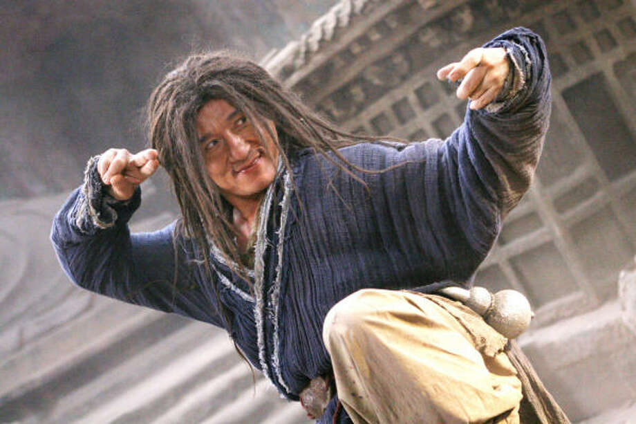 Jackie Chan stars as Lu Yan in The Forbidden Kingdom. Photo: Chan Kam Chuen, Lionsgate Films