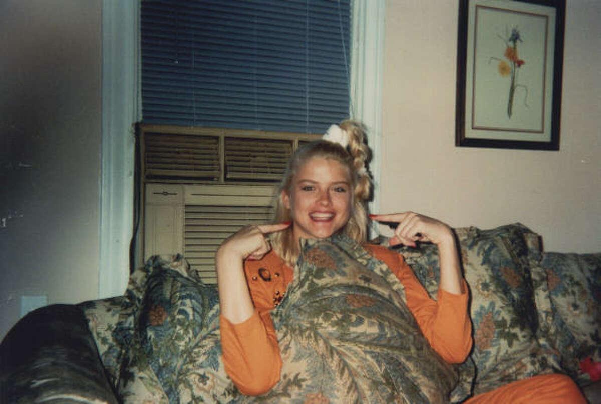Anna Nicole Smith Lesbian