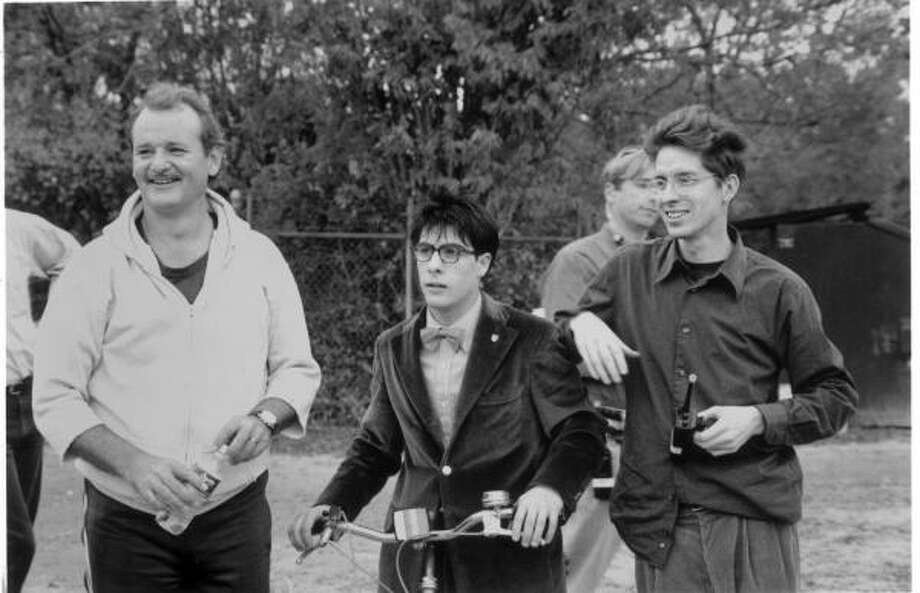 "Wes Anderson's ""Rushmore"" was filmed at Anderson's Houston alma mater, St. John's School, and at Lamar High School. Photo: Van Redin, Touchstone"