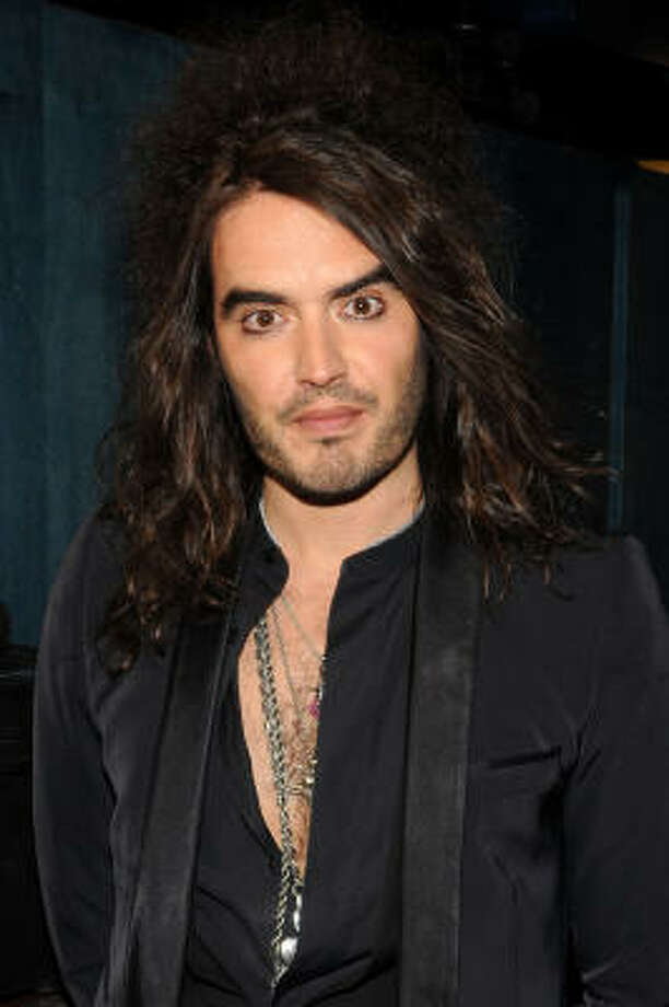 Russell Brand (host) Photo: Bryan Bedder, Getty Images