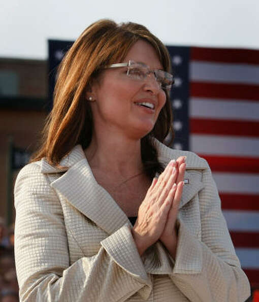 GOP vice presidential candidate Sarah Palin will address the Republican National Convention on Wedne