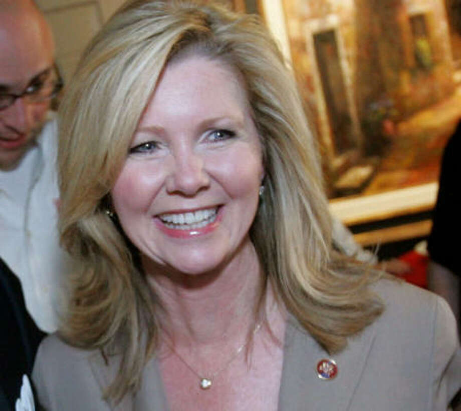 Congresswoman Marsha Blackburn, Republican from Tennessee, has a son and a daughter. Photo: Sanford Myers, AP