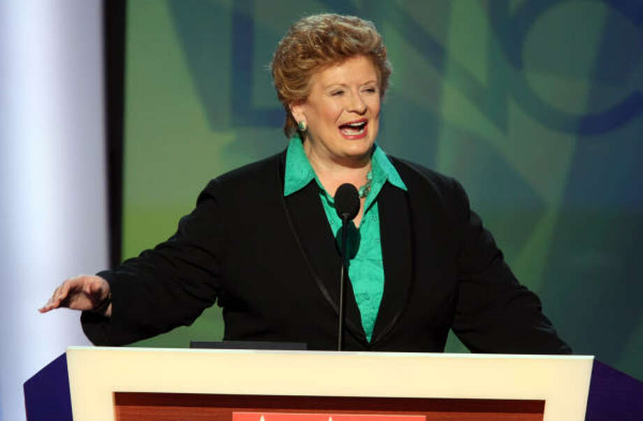 Democratic Senator from Michigan Debbie Stabenow has two grown children. Photo: Brian Baer, Sacramento Bee