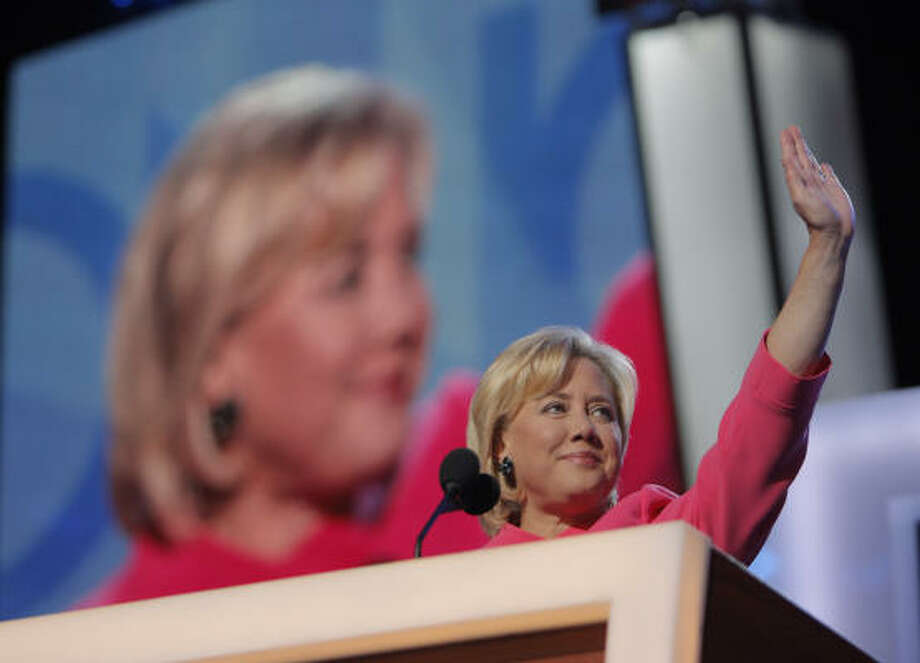 Democratic Senator Mary Landrieu of Louisiana has two children. Photo: Jae C. Hong, AP