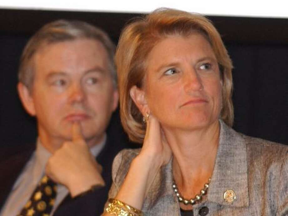 Rep. Shelely Moore Capito, Republican from West Virginia, has two sons and a daughter. Photo: BOB BIRD, AP