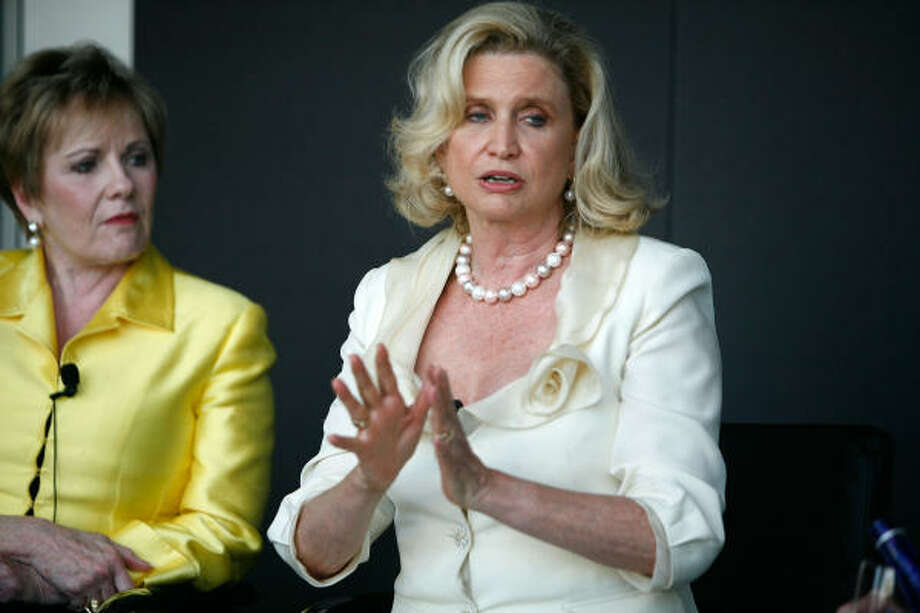 Congresswoman Carolyn Maloney (D-NY) has two daughters. Photo: Amy Sussman, Getty Images