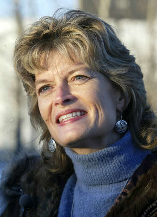 Republican Senator Lisa Murkowski of Alaska has two sons. Photo: AL GRILLO, AP