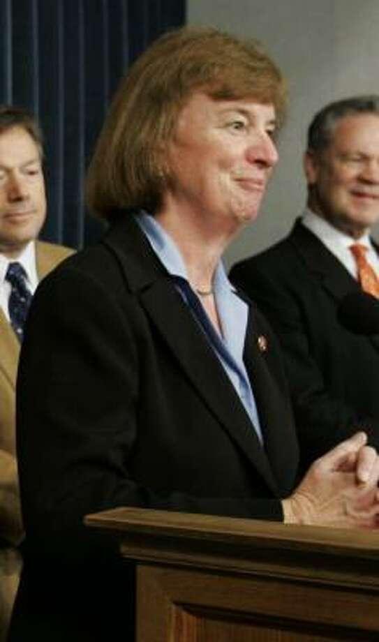 Carol Shea-Porter, Democrat representative from New Hampshire, has a son and a daughter. Photo: MANUEL BALCE CENETA, AP