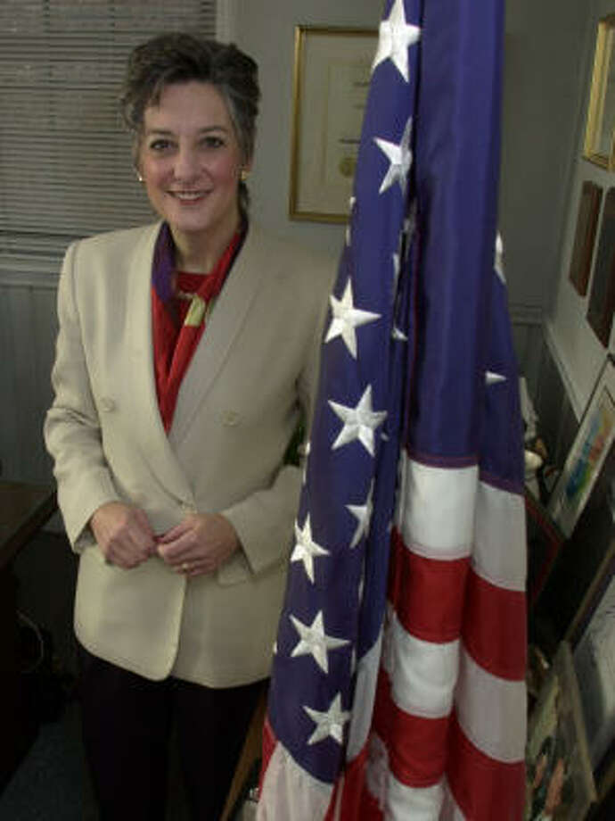 Pennsylvania Democrat representative Allyson Schwartz is mother to two grown sons. Photo: CHRIS GARDNER, AP