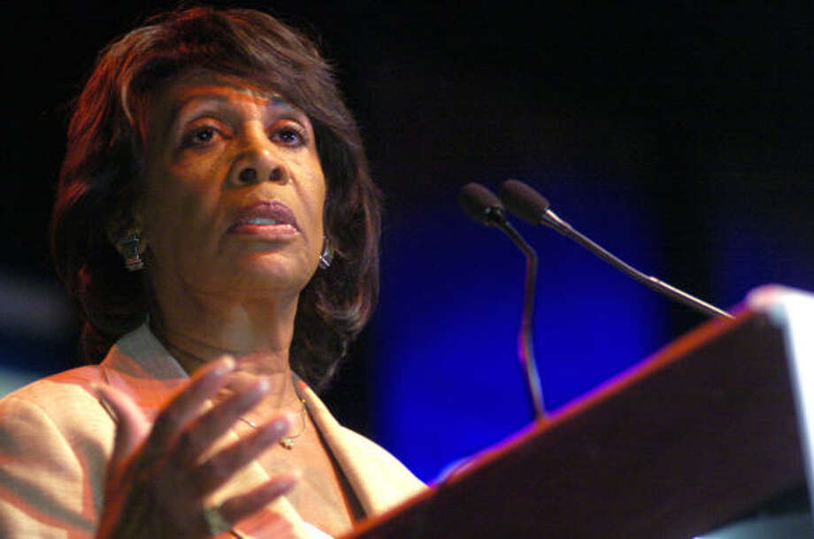 Rep. Maxine Waters, California Democrat, has two adult children. Photo: Johnny Hanson, For The Chronicle