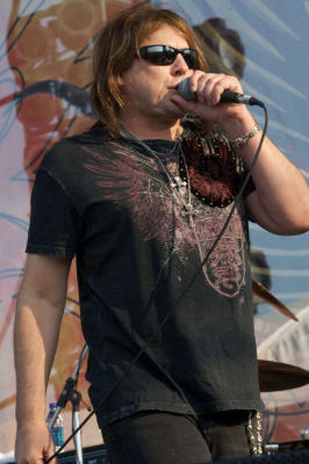 Don Dokken. Photo: Bill Olive, For The Chronicle