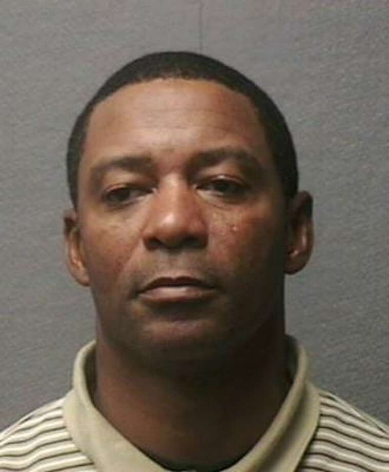Donald Carpenter, 45, is charged with improper relations with a student. Photo: HPD