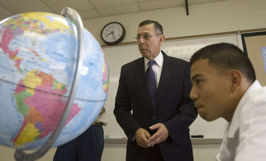 Energized for STEM AcademyHouston ISDGrade: A-Graduation rate: n/aSource: Niche Photo: James Nielsen, Chronicle
