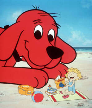 """Clifford the Big Red Dog: Season 2"" –  This enduring animated series for kids stars supersized pooch Clifford and his owner, Emily Elizabeth, who impart valuable lessons to young viewers. Available Now! Photo: PBS"