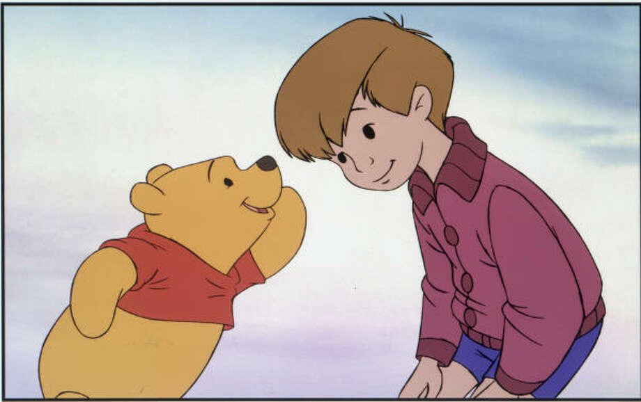 CreationAlan Alexander Milne  -- who wrote as A.A. Milne -- was born on Jan. 18, 1882. He made his career as a playwright, but shortly after his son, Christopher Robin, was born in 1920, he turned his hand to stories and poems his son might like. Photo: Disney