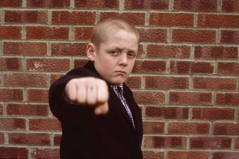 A troubled youth in England finds family experience with a group of skinheads he meets during an after-school fight in This Is England. Photo: IFC Films