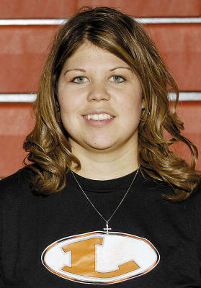 This photo from November 2006 shows Kelsey Peterson, 25, a sixth-grade middle school teacher and basketball coach at Lexington Middle School in Omaha, Neb. Photo: Corbey R Dorsey, AP