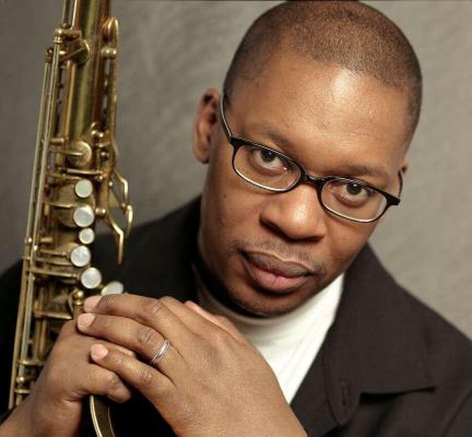 Ravi Coltrane, John Coltrane's son, will perform at the Wortham Theater Center on Feb. 9. Photo: SAVOY JAZZ