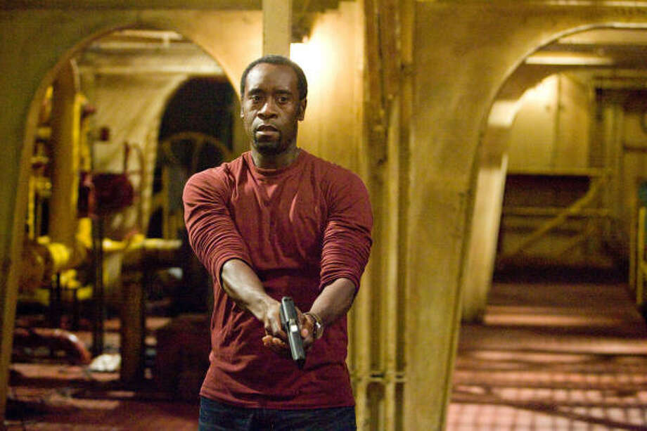 Don Cheadle stars in Overture Films' action thriller Traitor. Photo: Rafy