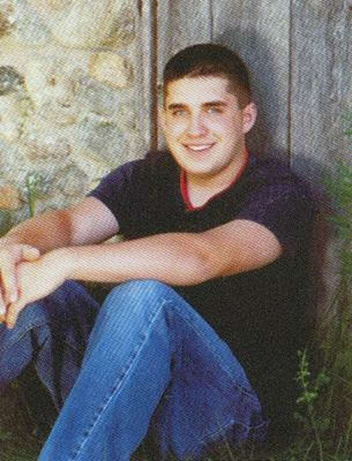 This undated photo taken from the Crandon High School yearbook shows Tyler Peterson. As an off-duty sheriff's deputy, he went on a shooting rampage early Sunday, killing six young people and critically injuring one other. Photo: AP/WJFW-TV