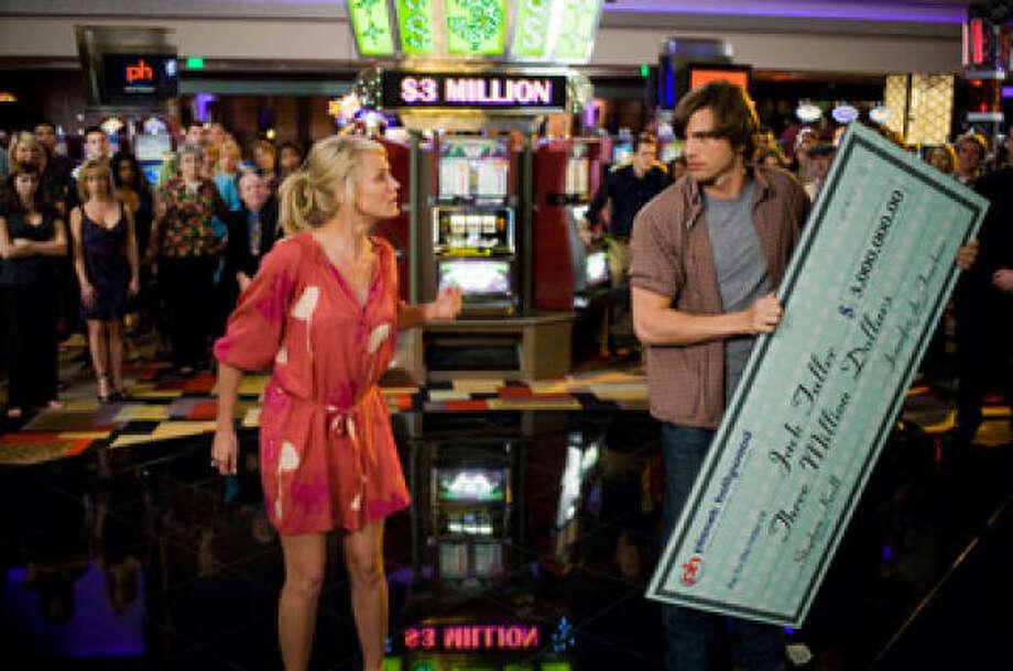 What's Happens in Vegas Photo: K.C. Bailey, Twentieth Century Fox