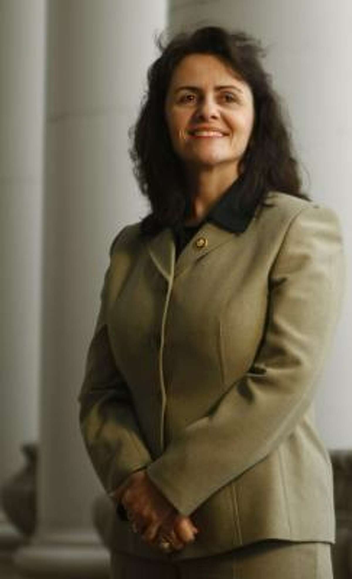 If approved by the Texas A&M Board of Regents, Elsa Murano will become the school's first woman president.