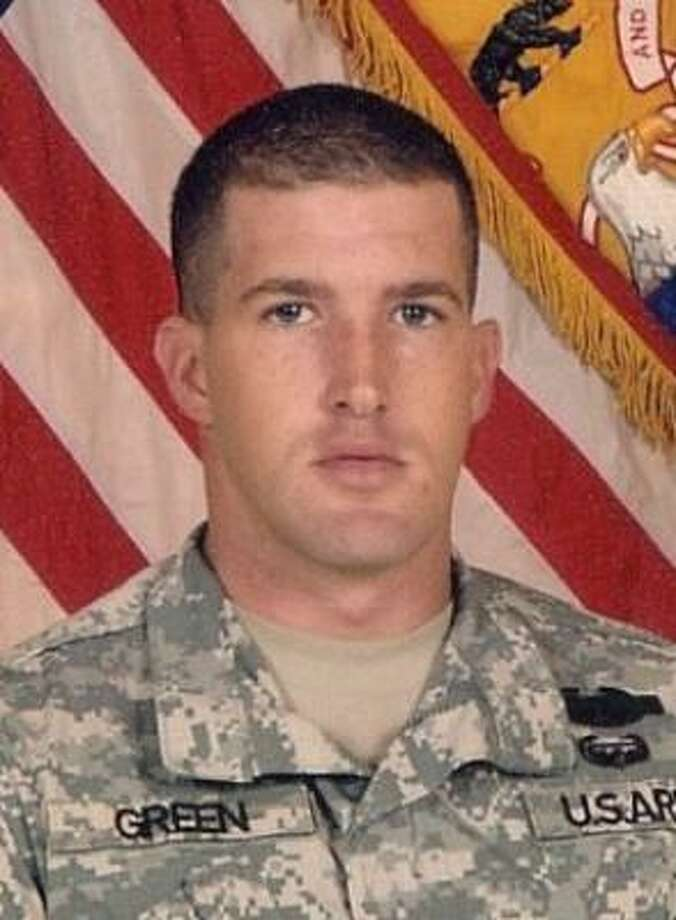 U.S. Army Sgt. Ryan P. Green was on his second tour of duty in Iraq. Photo: FAMILY PHOTO