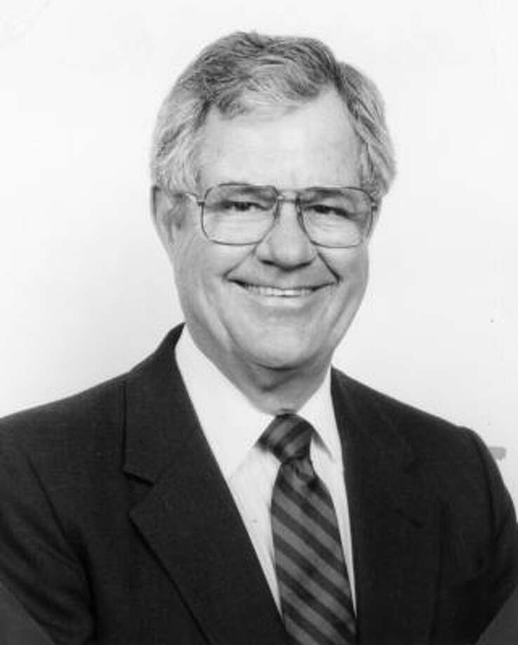 Ex-Texas Supreme Court Chief Justice John Luke Hill Jr., 83, is now slightly sedated to help him regain strength. Photo: File