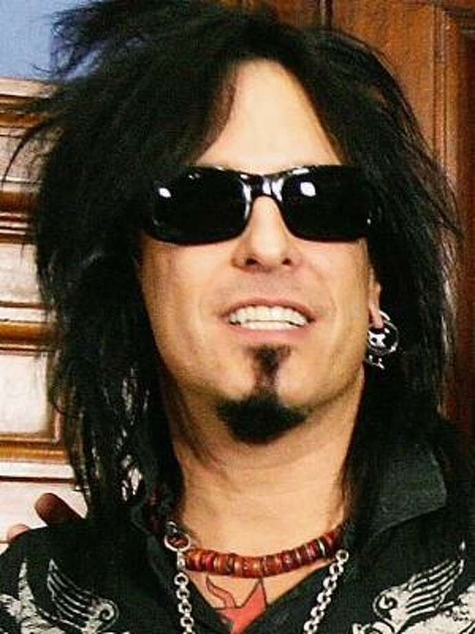 Nikki Sixx Photo: Patrick Riviere, Getty Images